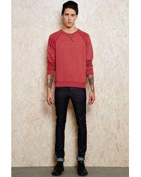 Cheap Monday Remake Neil Sweatshirt in Red