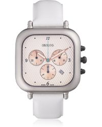 Orolog By Jaime Hayon - Chroma Chronograph Watch - Lyst