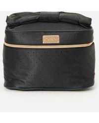 Bebe Black Bow Cosmetic Bag