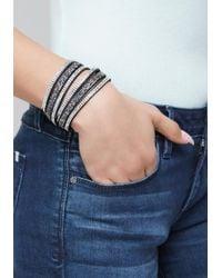 Bebe - Luxe Fashion Bracelet - Lyst