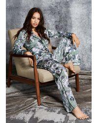 Bebe - Print Pyjama Trousers - Lyst