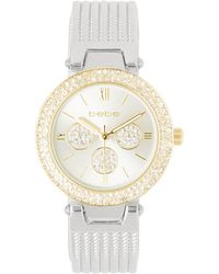 Bebe 2-tone Watch - Metallic