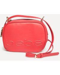 Bebe - Goldie Crossbody Bag - Lyst