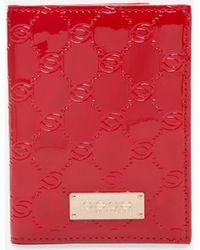 Bebe - Dana Passport Cover - Lyst
