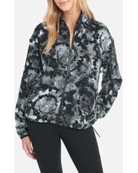 Bebe Polar Fleece Jacket - Grey