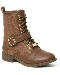 Bebe Ofeibea Fashion Boot - Brown