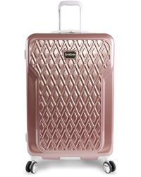 Bebe 29-inch Spinner Luggage - Multicolour