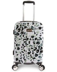 Bebe Dotted 21-inch Carry-on Bag - Multicolour