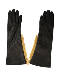 3.1 Phillip Lim | Leather Fringed Glove | Lyst