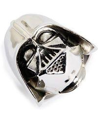 Han Cholo - 'darth Vader' Ring - Lyst