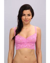 Cosabella Never Say Never Sweetie Soft Bra - Lyst