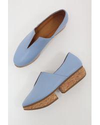 Beklina Tétouan Loafer Hydrangea - Blue