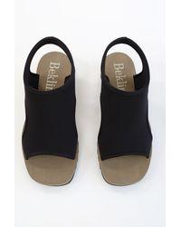 Beklina Water Sandal Slingback Black