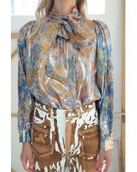 Anntian - Dress Top Print N - Lyst
