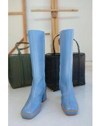 Paloma Wool Neptuno Boot - Blue