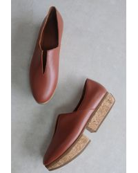 Beklina Tétouan Loafer Wet Clay - Multicolour