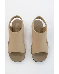 Beklina Water Sandal Slingback Sand - Natural
