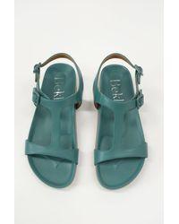 Beklina Travel Sandal Cypress - Multicolour