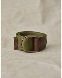 Belstaff Headley 4cm Belt - Green
