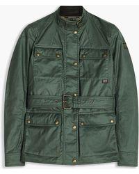 Belstaff Roadmaster Jacket - Green