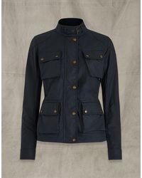 Belstaff Fieldmaster Jacket - Blue