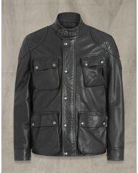 Belstaff Fieldbrook 2.0 Jacket - Black