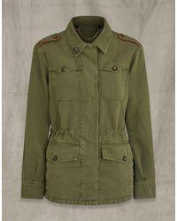 Belstaff Medal Jacket - Green