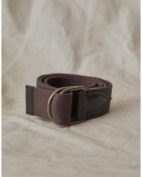 Belstaff Headley 4cm Leather Belt - Brown