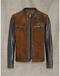 Belstaff Vincent 2.0 Jacket - Brown