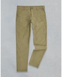 Belstaff - Tamerton Chino Trousers - Lyst