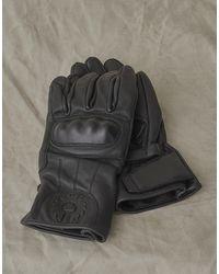 Belstaff Sprite Gloves - Black