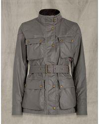 Belstaff Trialmaster Jacket - Grey