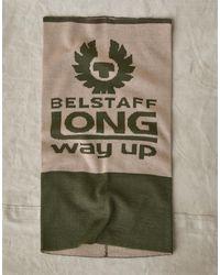 Belstaff Long Way Up Neck Warmer - Green