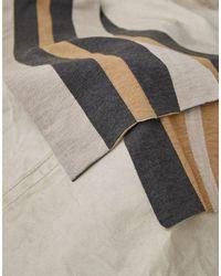 Belstaff Striped Scarf - Multicolour