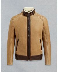 Belstaff Westlake 2.0 Leather Jacket - Multicolour