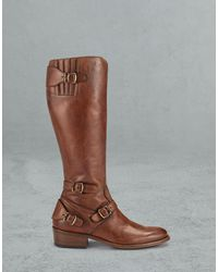 Belstaff Trialmaster Leather Boots - Brown