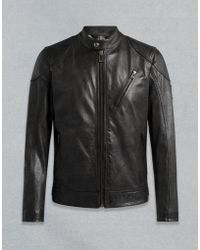 Belstaff - Maxford 2.0 Blouson Jacket - Lyst