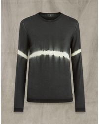 Belstaff Angela Crew Neck Jumper - Multicolour