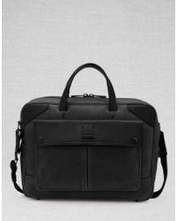 Belstaff - Citymaster Briefcase - Lyst