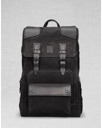Belstaff - Tourmaster Backpack - Lyst