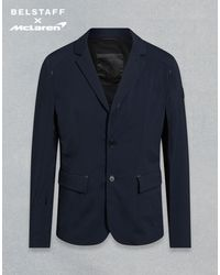 Belstaff X Mclaren 750.s001 - Blue