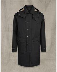 Belstaff Pioneer Coat - Black