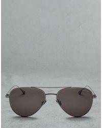 Belstaff Trialmaster Sunglasses - Gray