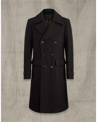 Belstaff Milford Coat - Black
