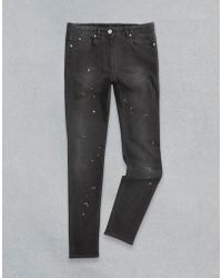 Belstaff - Maryon Paint Splash Jeans - Lyst