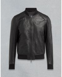 Belstaff - Pershall Bomber Jacket - Lyst