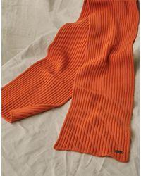 Belstaff Watch Scarf - Orange