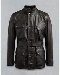 Belstaff - The Panther Jacket - Lyst