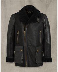 Belstaff Dennison Jacket - Black