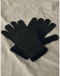 Belstaff Gloves - Gray